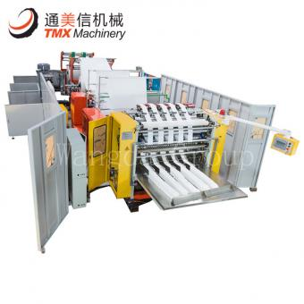 Cubic Facial Tissue and V Folded Facial Tissue Machine